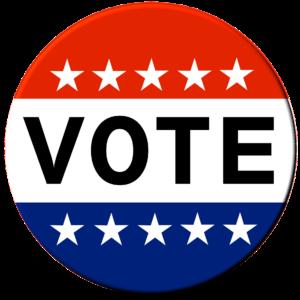 Vote. Vote! VOTE!